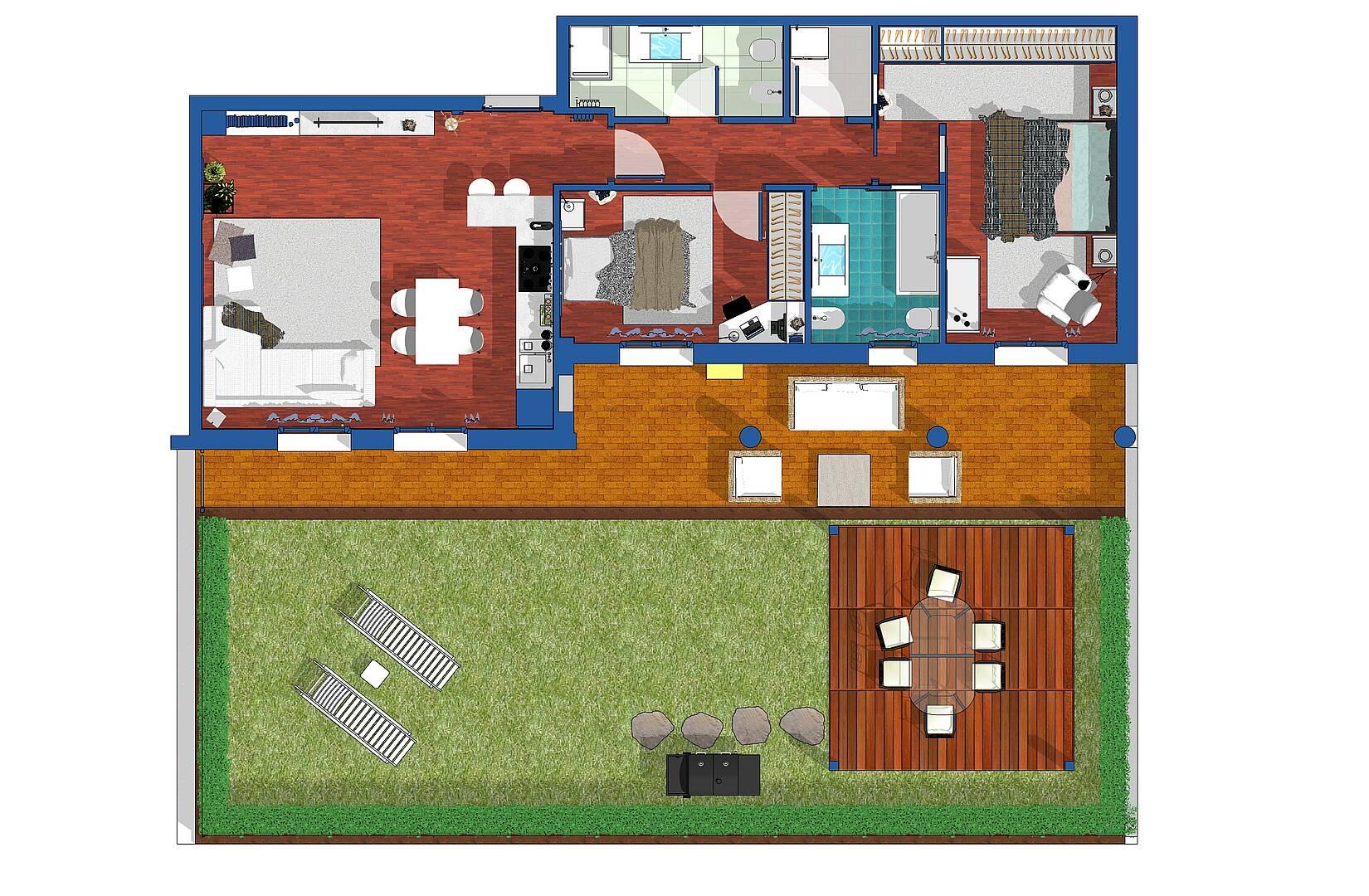 Vendita Appartamento Noventa Padovana 011b Costruzioni Martini Padova