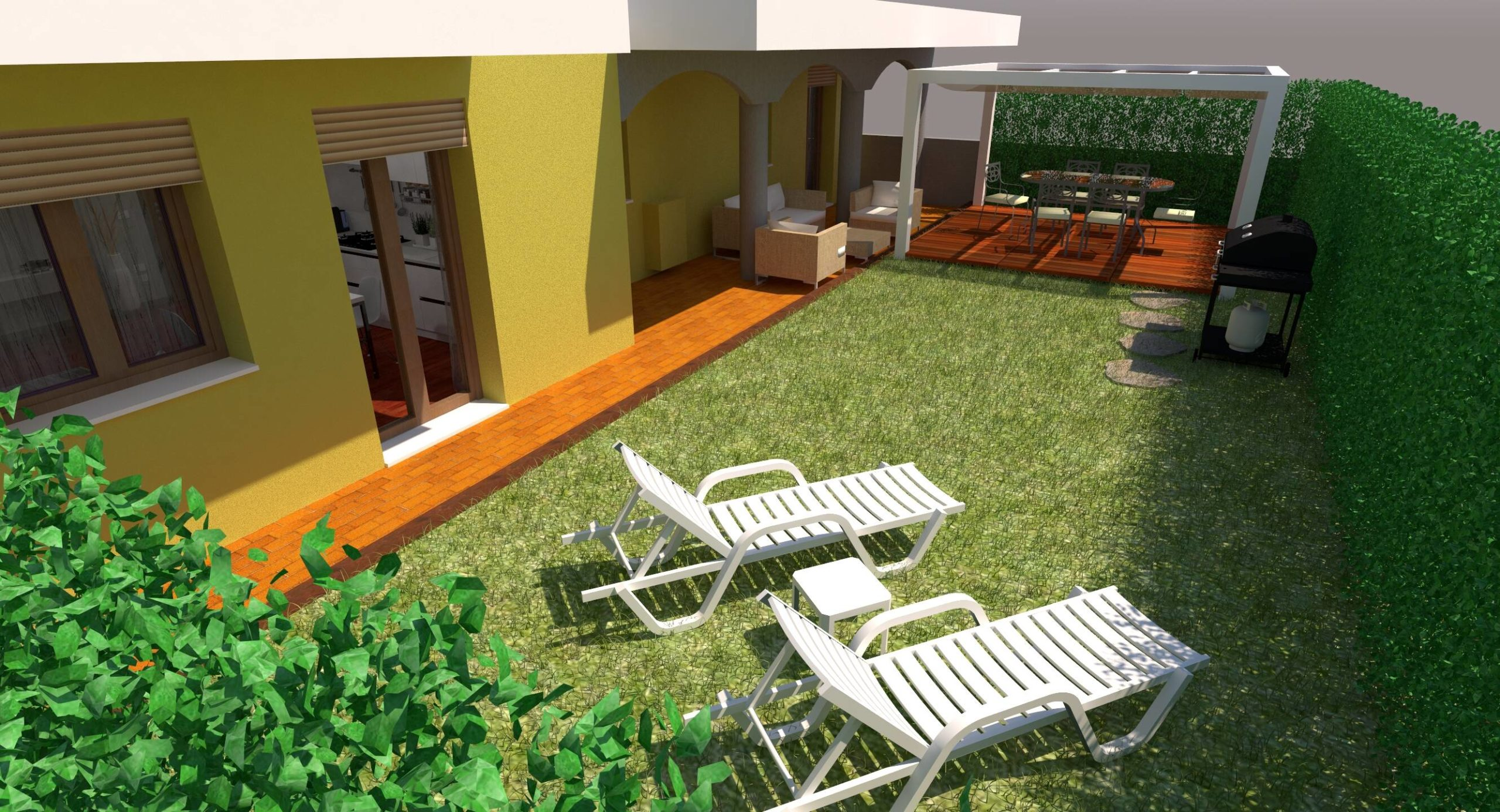 Vendita Appartamento Noventa Padovana Render_ (1)