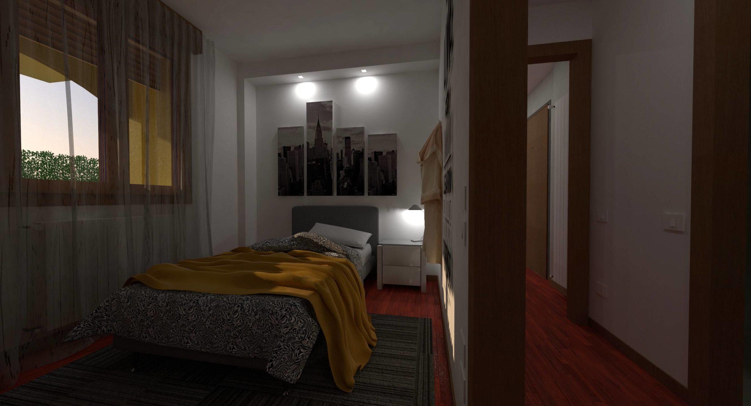 Vendita Appartamento Noventa Padovana Render_ (5)