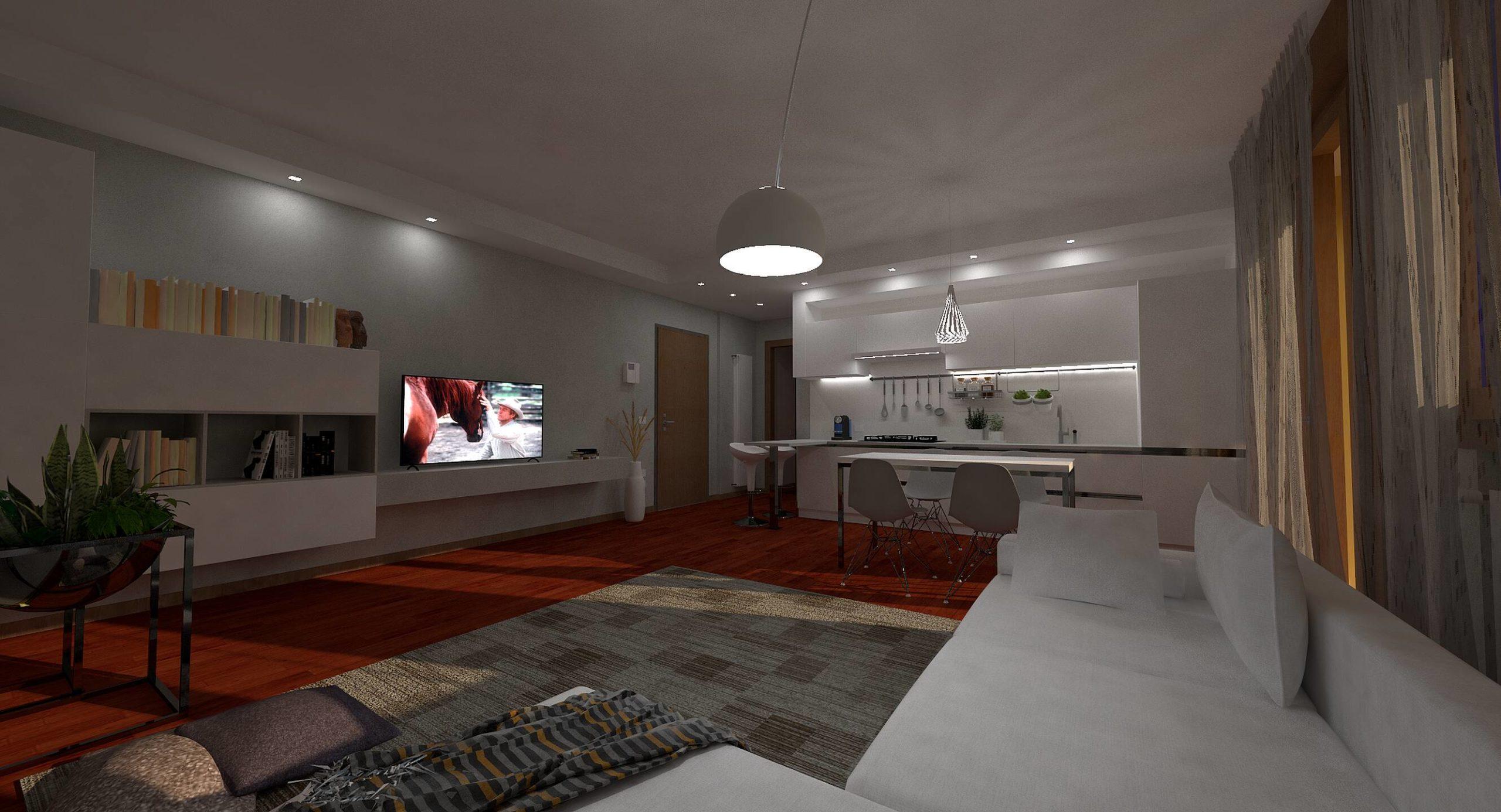 Vendita Appartamento Noventa Padovana Render_ (7)